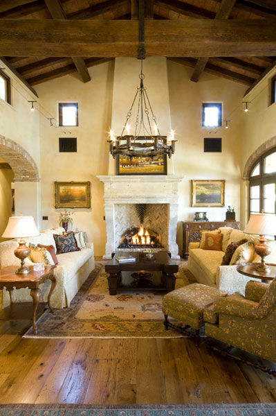 From Conception This Home Was All About Researching And Sourcing Materials Methods To Design Build A 350 Year Old Authentic Tuscan Farmhouse